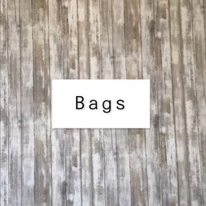 Bags - Purses 👜 backpacks 🎒 and more